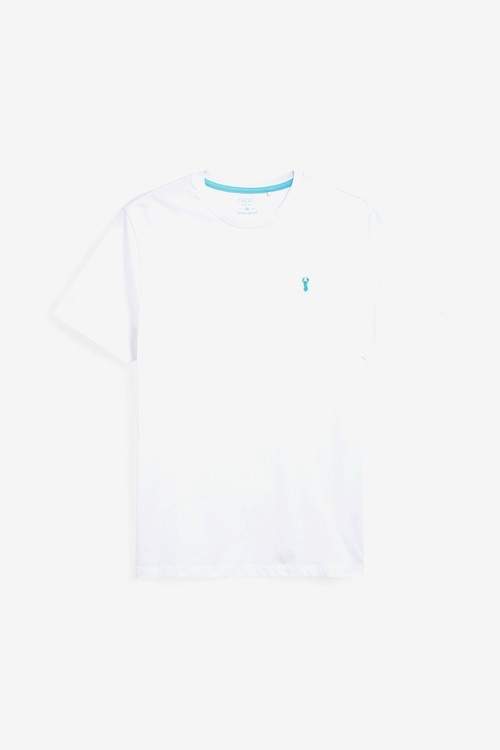 Next Marl Stag T-Shirts 3 Pack