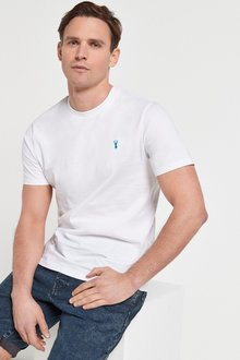 Next Marl Stag T-Shirts 3 Pack - 287046