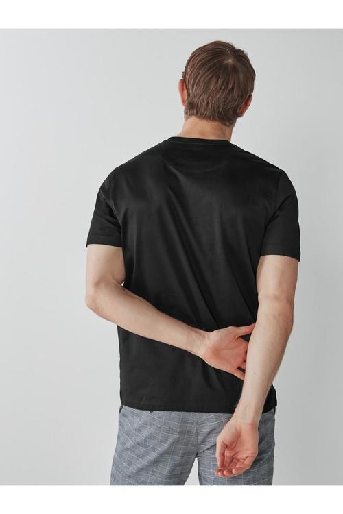 Next Mercerised Cotton T-Shirt