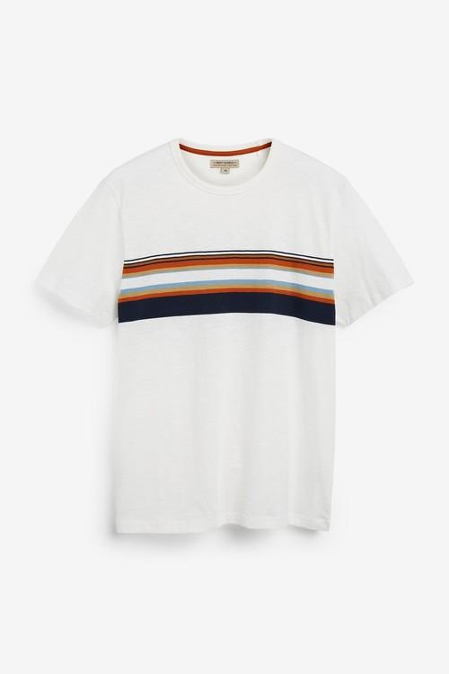 Next Chest Block T-Shirt