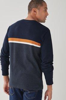 Next Long Sleeve Soft Touch T-Shirt - 287124