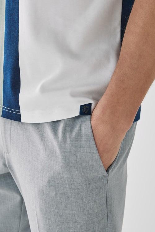 Next Vertical Stripe T-Shirt