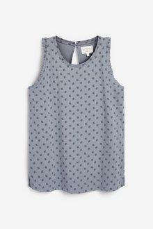 Next Organic Cotton Vest Short Set Pyjamas - 287165