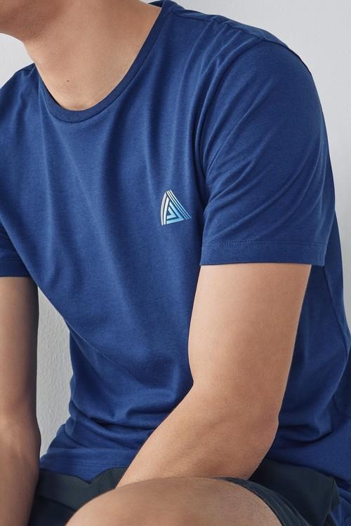 Next Next Active Graphic Sports T-Shirt