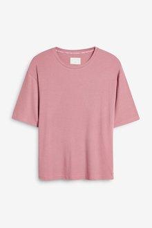 Next Ribbed Short Set Pyjamas - 287173