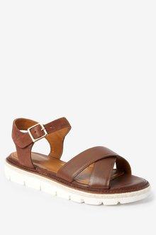 Next Forever Comfort Flatform Sandals - 287382