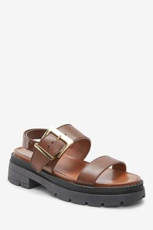 Next Forever Comfore Cleat Sole Buckle Sandals - 287395