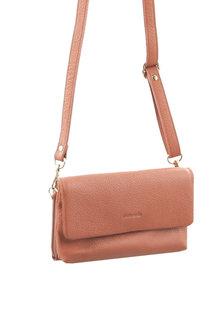 Pierre Cardin Leather Organiser Bag/Clutch - 288072