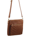 Pierre Cardin Leather Cross-Body/Clutch