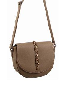Pierre Cardin Leather Cross-body Bag - 288085
