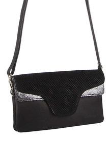 Pierre Cardin Leather Cross-Body Bag/Clutch - 288098