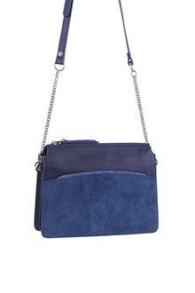 Pierre Cardin Leather Cross-Body Bag/Clutch - 288099