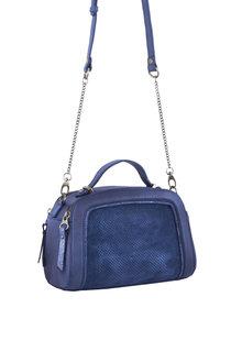 Pierre Cardin Leather Cross-Body Bag/Clutch - 288100