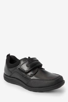 Next Leather Single Strap Shoes (Older)-Narrow Fit - 288474