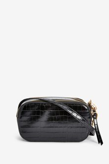Next Structured Across-Body Bag - 288515