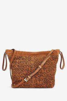 Next Drawstring Bucket Bag - 288528