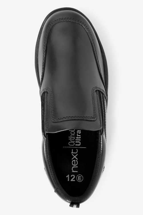 Next Leather Loafers (Older)-Narrow Fit