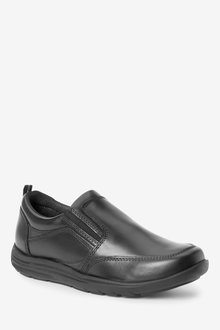 Next Leather Loafers (Older)-Narrow Fit - 288551
