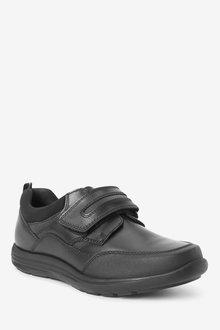 Next Leather Single Strap Shoes (Older) - 288583