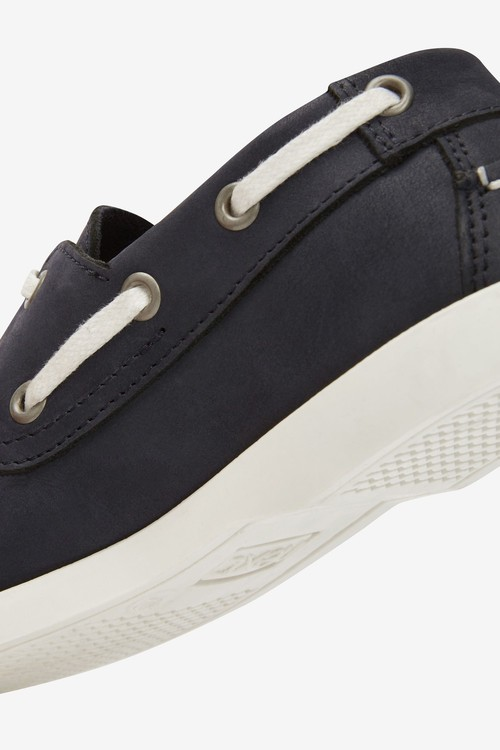 Next Leather Boat Shoes (Older)