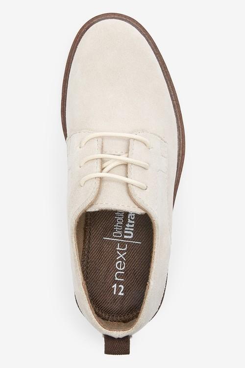 Next Suede Lace-Up Shoes (Older)