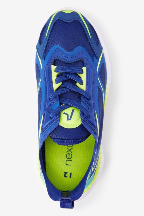 Next Lace-Up Trainers (Older)