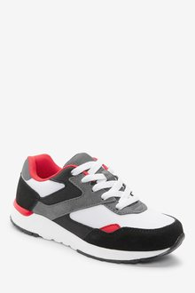 Next Lace-Up Trainers (Older) - 288698