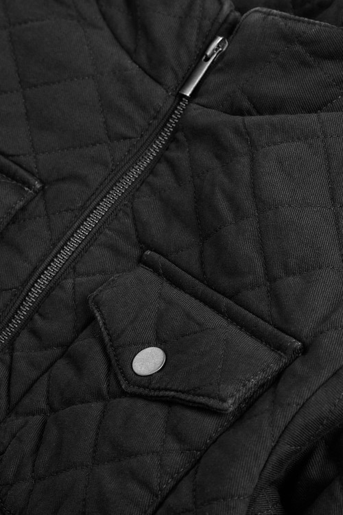 Next Quilted Bomber Jacket (3-16yrs)