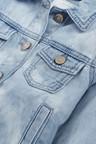 Next Tie Dye Embroidered Denim Jacket (3-16yrs)