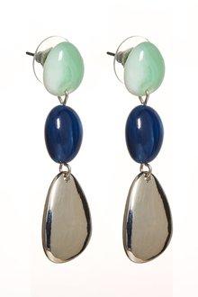 Next Resin Drop Earrings - 288753