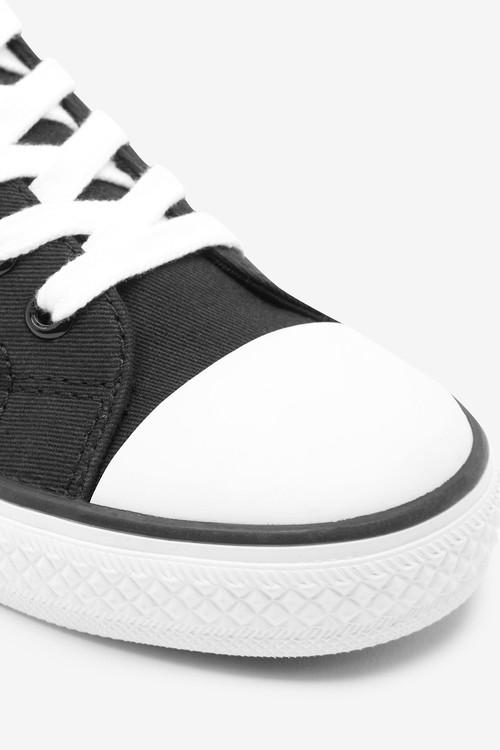 Next Lace-Up Bump Toe Shoes (Older)