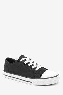 Next Lace-Up Bump Toe Shoes (Older) - 288771