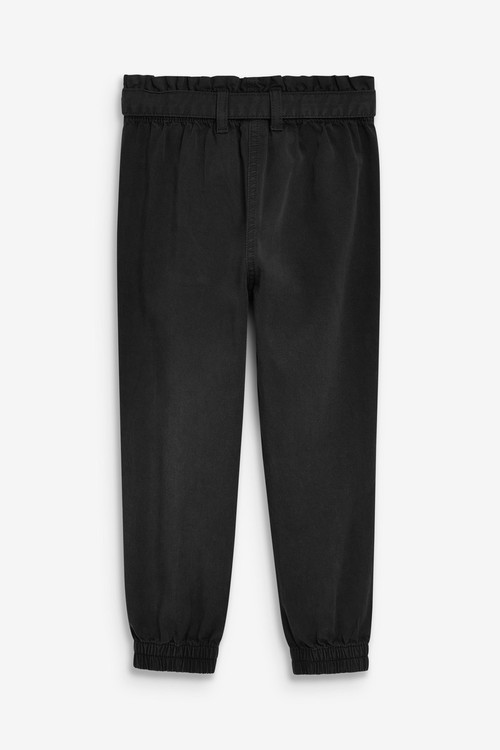 Next TENCEL Tie Belted Trousers (3-16yrs)