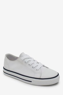 Next Lace-Up Bump Toe Shoes (Older) - 288780