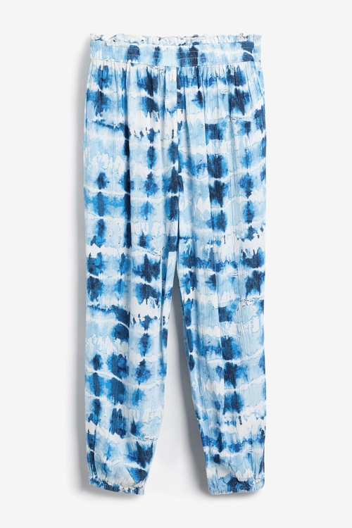 Next Printed Loose Trousers (3-16yrs)
