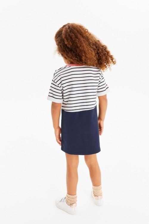 Next Rainbow Harbour Dress (3mths-7yrs)