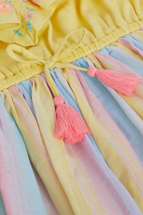 Next Rainbow Dress (3mths-7yrs)