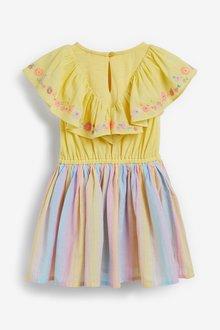 Next Rainbow Dress (3mths-7yrs) - 288923