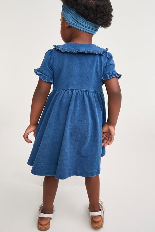 Next Denim Tea Dress (3mths-7yrs)