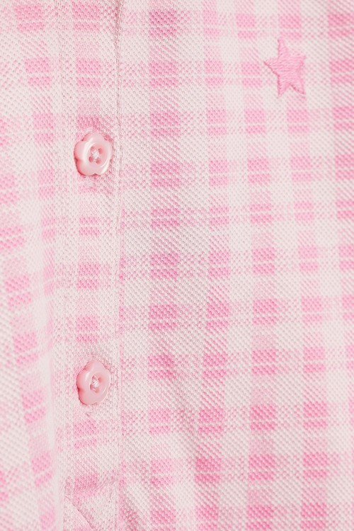 Next Gingham Polo Dress (3mths-7yrs)