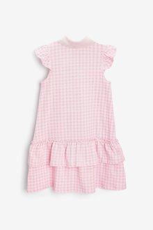 Next Gingham Polo Dress (3mths-7yrs) - 288945