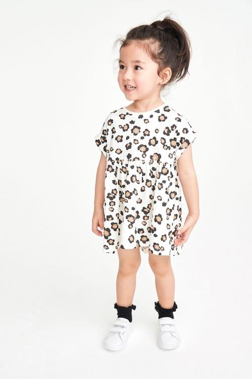 Next Organic Cotton Jersey Dress (3mths-7yrs)