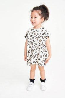 Next Organic Cotton Jersey Dress (3mths-7yrs) - 289040