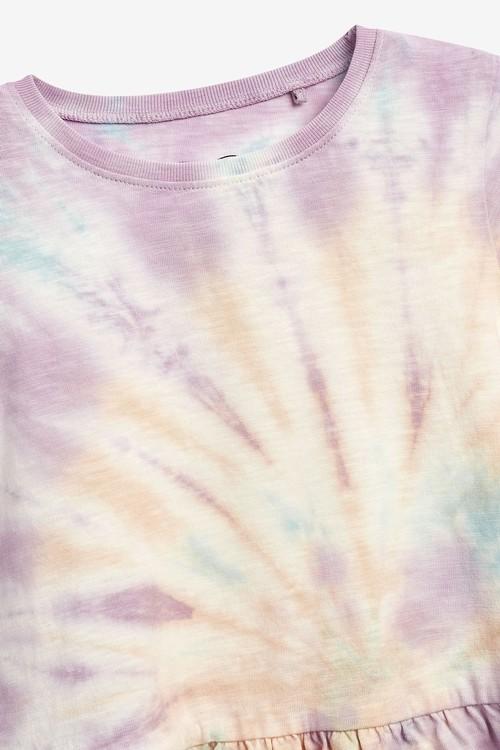 Next GOTS Organic Tie Dye Dress (3mths-7yrs)