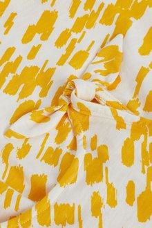 Next Organic Cotton Bow Strap Dress (3mths-7yrs) - 289062