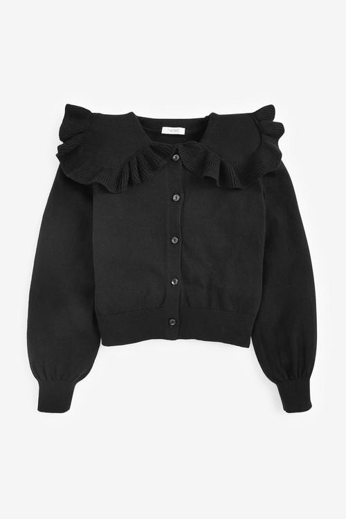 Next Collar Cardigan (3-16yrs)
