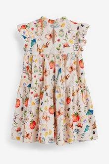 Next Tier Dress (3mths-7yrs) - 289147