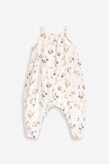 Next Organic Cotton Playsuit (3mths-7yrs) - 289157