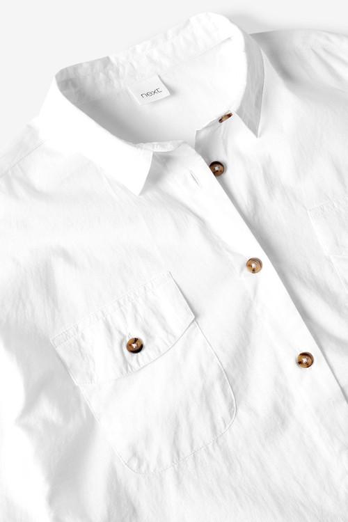 Next Oversized Shirt (3-16yrs)