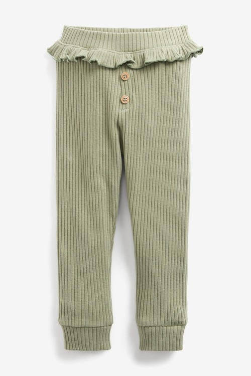 Next Long Sleeve Knitted Peplum Jogger Set (3mths-7yrs)